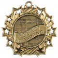 TS511 Medal - Perfect Attendance